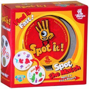 Spot It Card Game