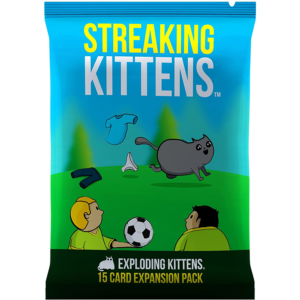 Streaking Kittens Expansion