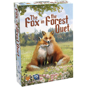 The Fox in the Forest Duet Board Game