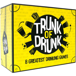 Trunk of Drunk Party Game