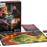 Unmatched Buffy the Vampire Slayer Board Game