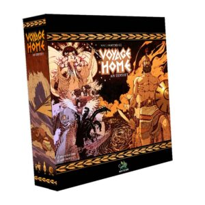 Voyage Home Board Game