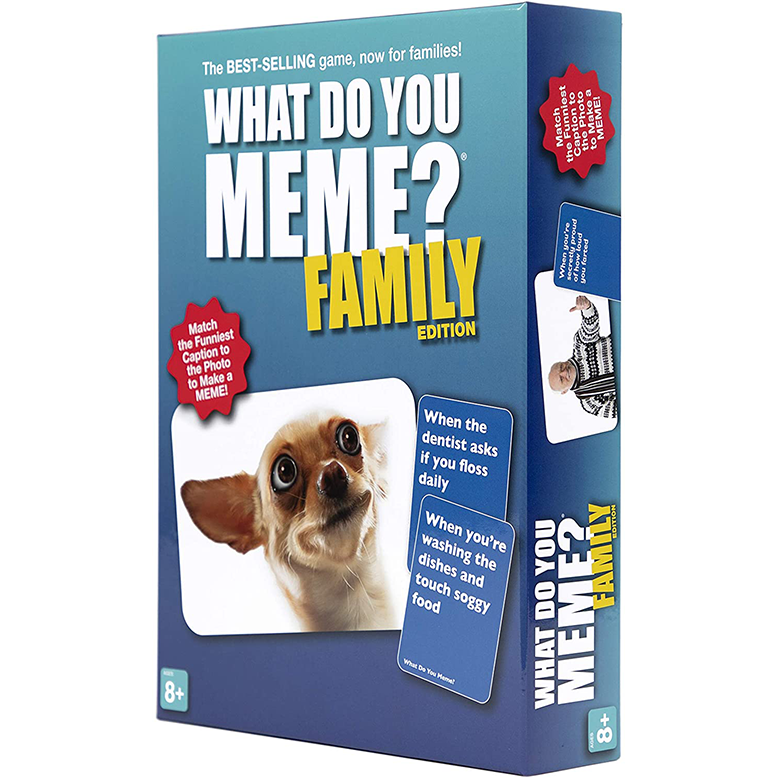 What Do you Meme Family Edition