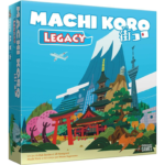 machi koro legacy board game