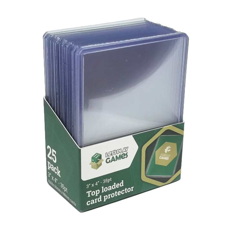 toploader card protector