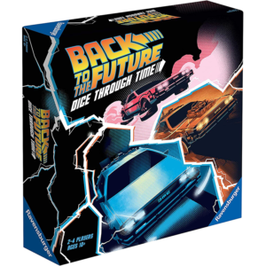 Back to the Future Dice Through Time Board Game