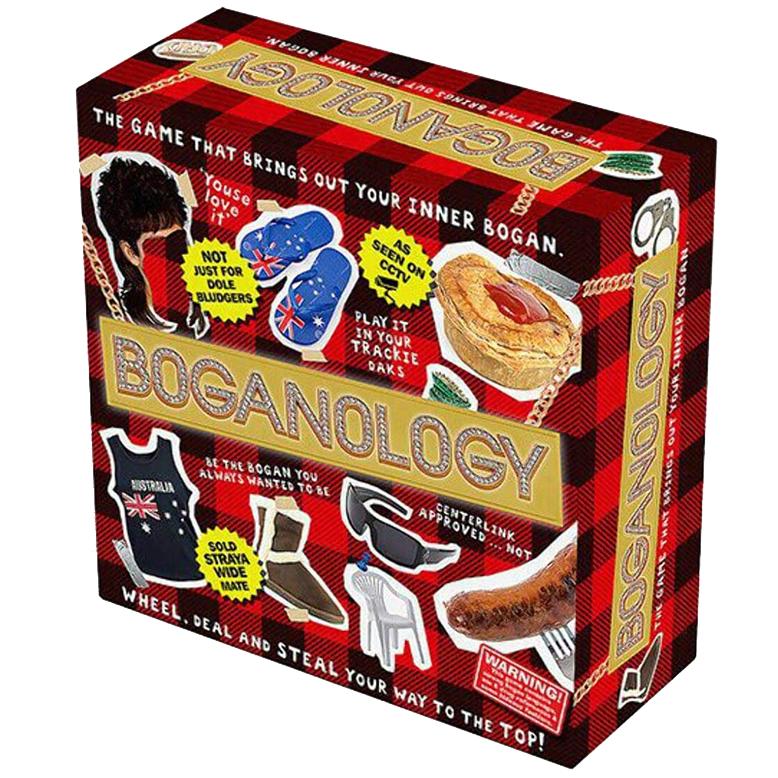 Boganology Board Game