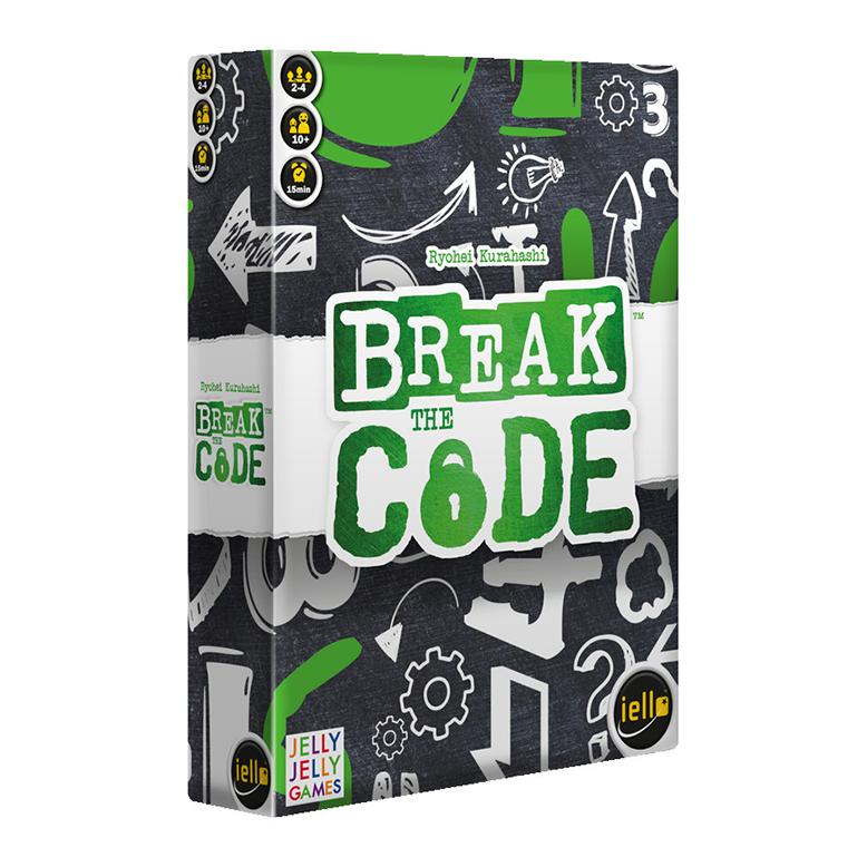 Break the Code Card Game