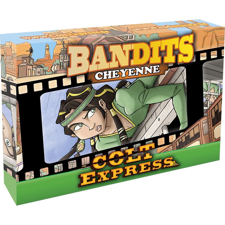 Colt Express Bandits Cheyenne