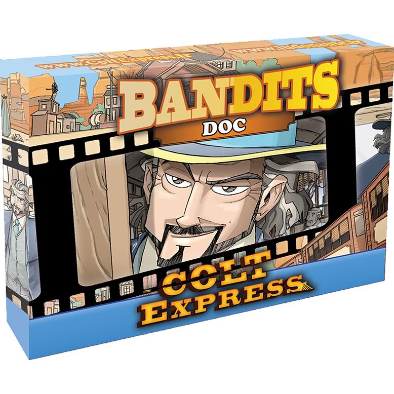 Colt Express Bandits Doc