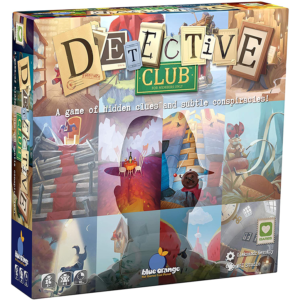 Detective Club Board Game