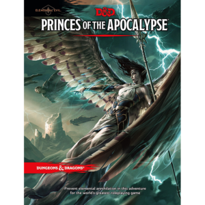 Dungeons Dragons Adventure Princes of the Apocalypse