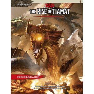 Dungeons Dragons Adventure The Rise of Tiamat
