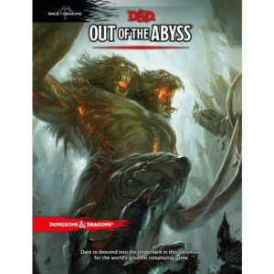 Dungeons & Dragons Adventure_ Out of the Abyss