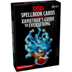 Dungeons & Dragons Spellbook Cards Xanthars Guide To Everything