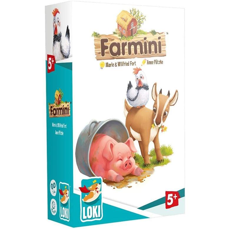Farmini Children's Game
