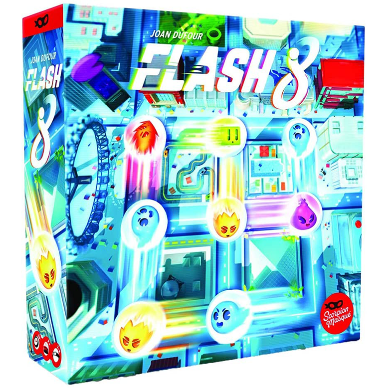 Flash 8 Board Game