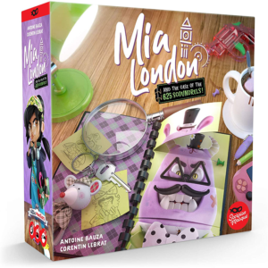 Mia London Board Game