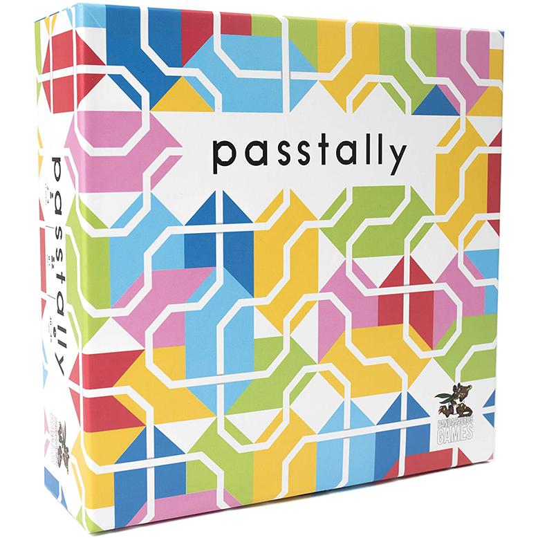 Passtally Board Game