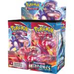 Pokémon TCG: Sword and Shield- Battle Styles Booster Display Box