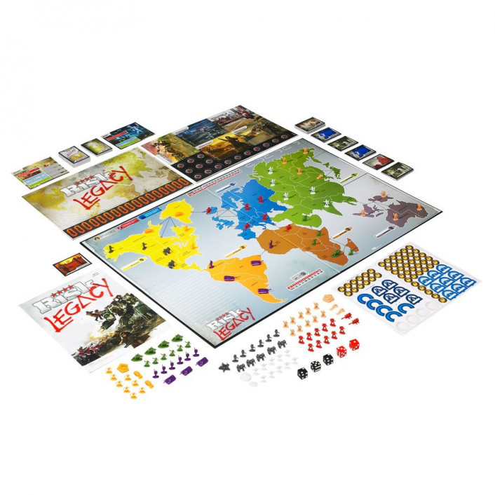 Risk Legacy Contents