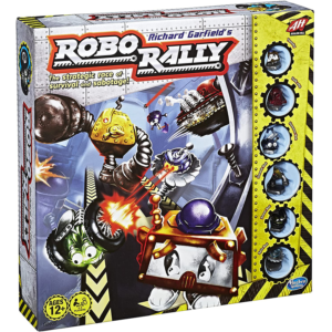 RoboRally Board Game