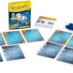 Robots Board Game Contents