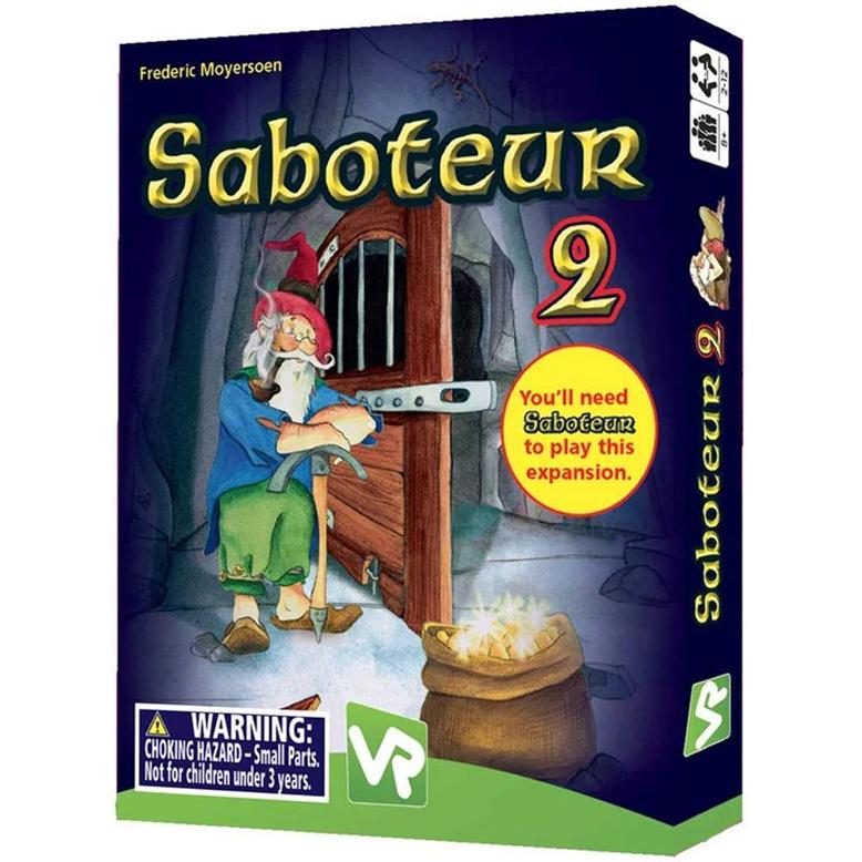 Saboteur 2 Board Games