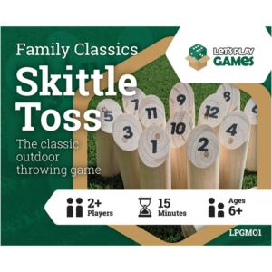 Skittle Toss