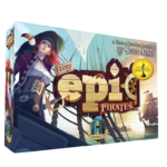Tiny Epic Pirates Board Game