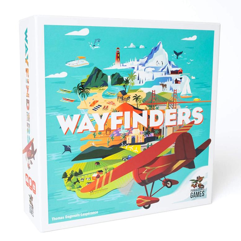 Wayfinders Board Game