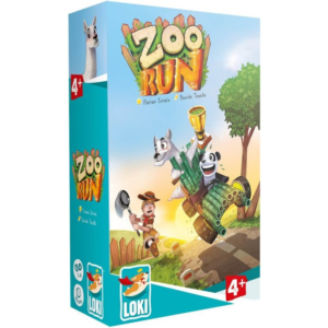 Zoo Run Children's Game
