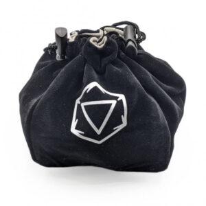 Velvet Dice Bag