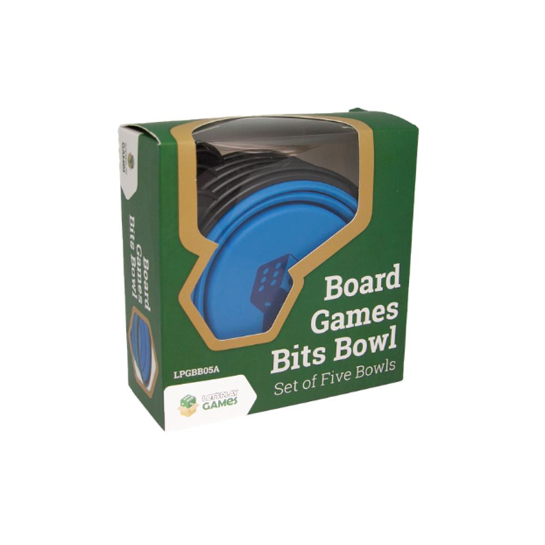 Board Games Bits Bowl