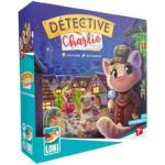 Detective Charlie Board Game
