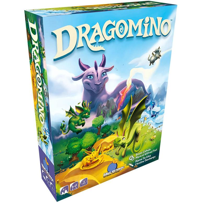 Dragomino Board Game