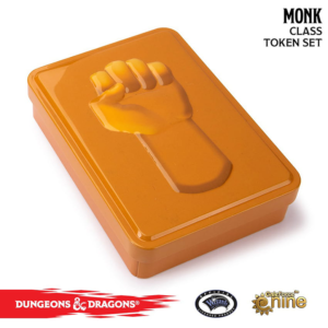 Dungeons & Dragons Class Token Set Monk