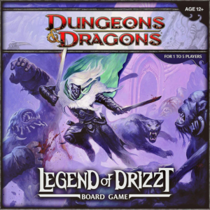 Dungeons & Dragons The-Legend of Drizzt