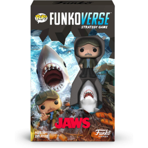 Funkoverse Strategy Game Jaws 100