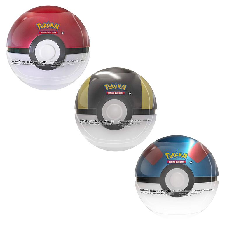 Poke-Balls