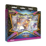 Pokémon TCG Shining Fates Mad Party Pin Collection Galarian Mr. Rime