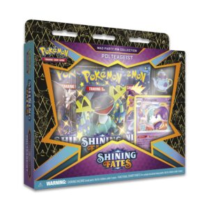 Pokémon TCG Shining Fates Mad Party Pin Collection Polteageist