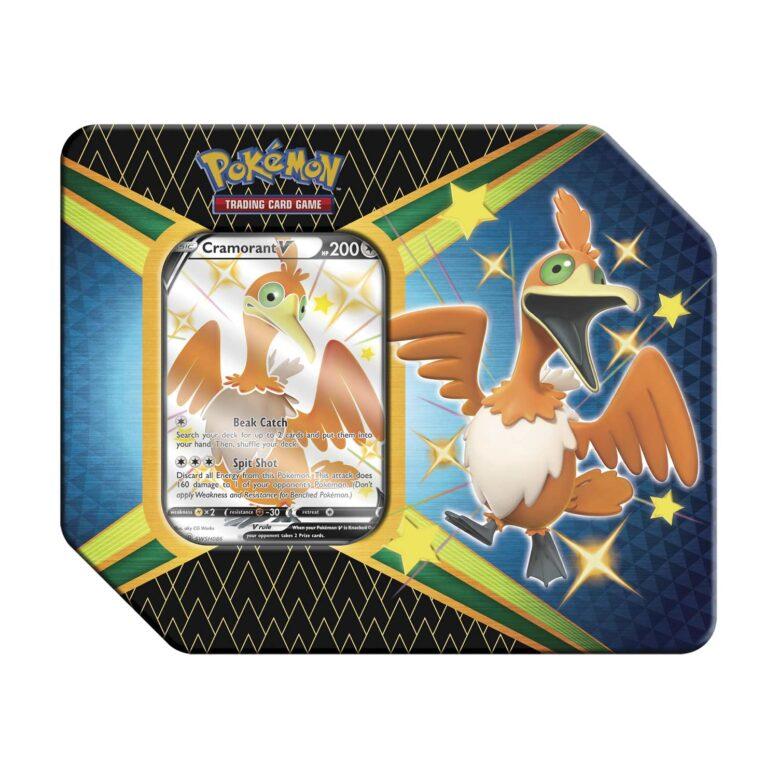 Pokémon TCG Shining Fates Tin Cramorant V