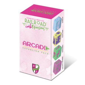 Railroad Ink Arcade Expansion