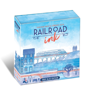 Railroad Ink Deep Blue Edition