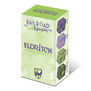 Railroad Ink Eldritch Expansion