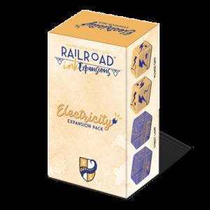 Railroad Ink Elecricity Expansion