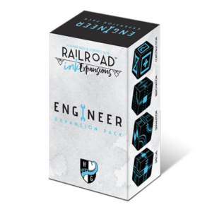 Railroad Ink Engineer Expansion