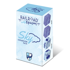 Railroad Ink Sky Expansion