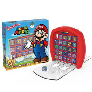 Super Mario Match The Crazy Cube Game